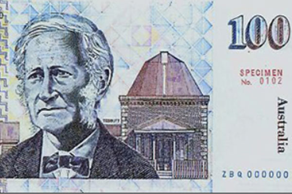 Article image for Tens of thousands of dollars in old banknotes found in Melbourne garden