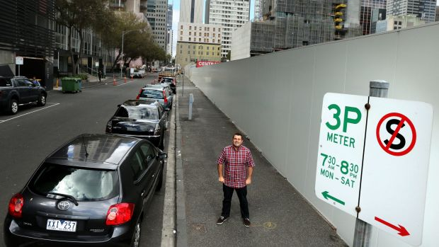 Article image for CBD parking spots to be revealed in real-time