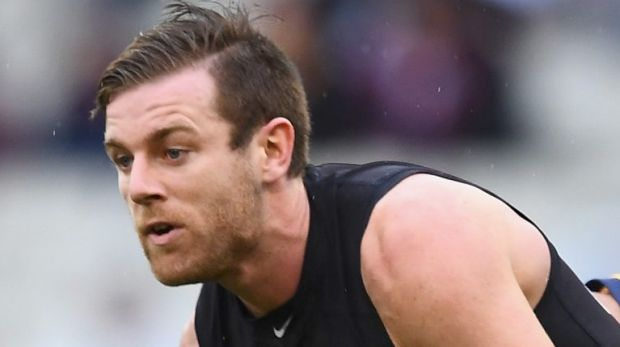 Article image for Carlton star Sam Docherty ruptures ACL