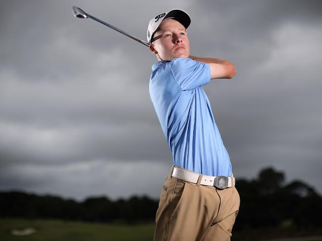 Hole-in-one at 15 years-of-age