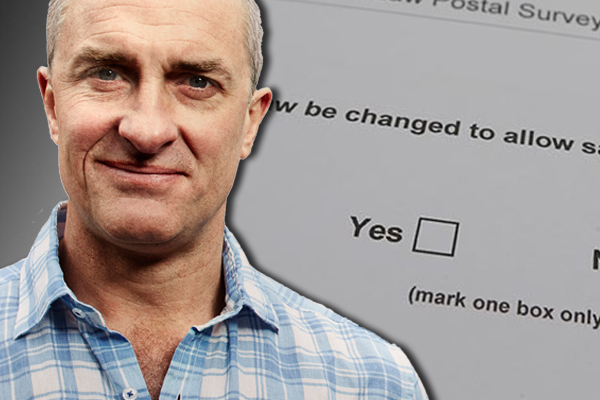 Article image for Four other issues Tom Elliott thinks should go to a plebiscite