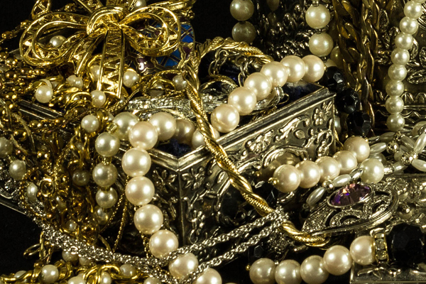 Article image for $200k of playboy's stolen jewellery up for grabs