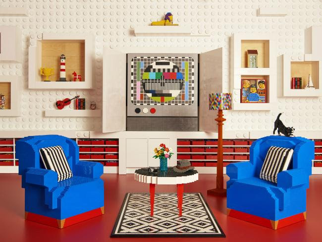 Article image for A Lego house is now available on Airbnb!