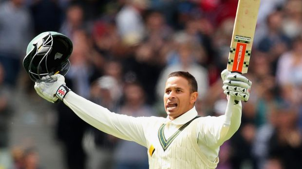 Article image for Usman Khawaja weighs on Ashes 'banter' ahead of First Test