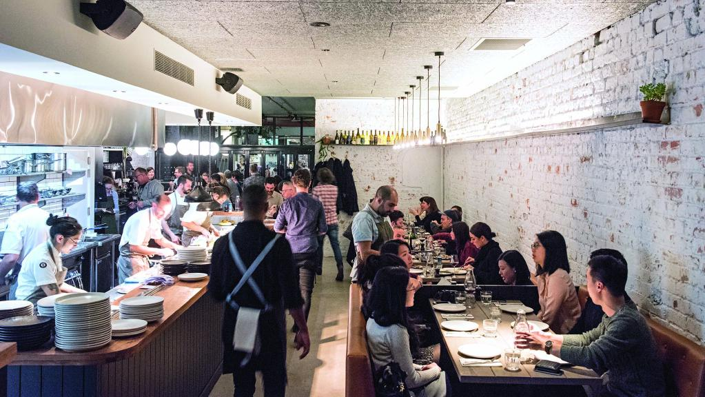 Article image for Fancy Clancey's top five restaurants of 2017