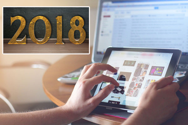 Article image for Be 'That' Business: New year, new technology