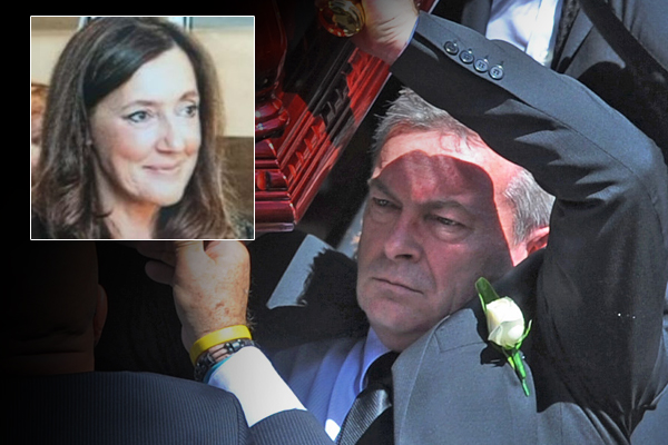 Article image for Husband Borce charged with murdering wife Karen Ristevski