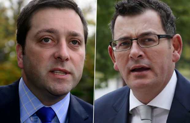 Article image for Daniel Andrews and Matthew Guy trade barbs over West Gate Tunnel on 3AW Drive