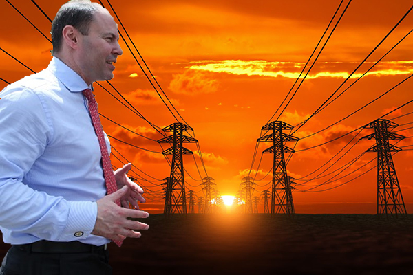 Article image for Energy Minister Josh Frydenberg tells Neil Mitchell why NEG must be passed