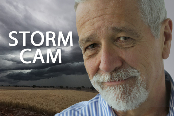 Article image for WATCH LIVE: Neil Mitchell's storm cam