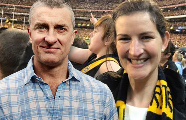 Article image for Tom Elliott slams 'disgusting hypocrisy' from the Greens over footy tickets