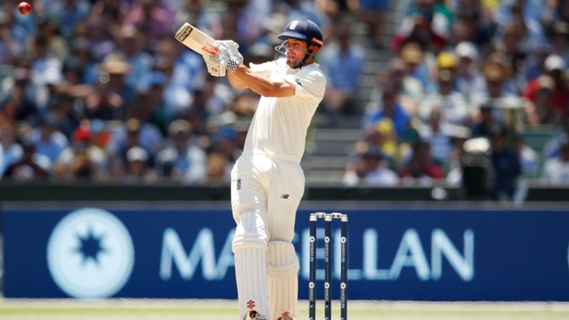 Article image for Cook leads England response at MCG