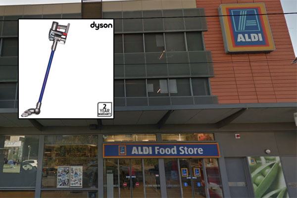 Article image for Melbourne shoppers turn 'feral' in Aldi sale frenzy