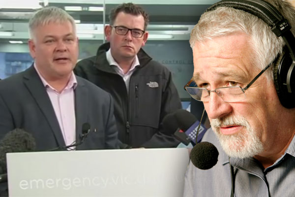 Article image for Neil Mitchell: The bureau who cried wolf