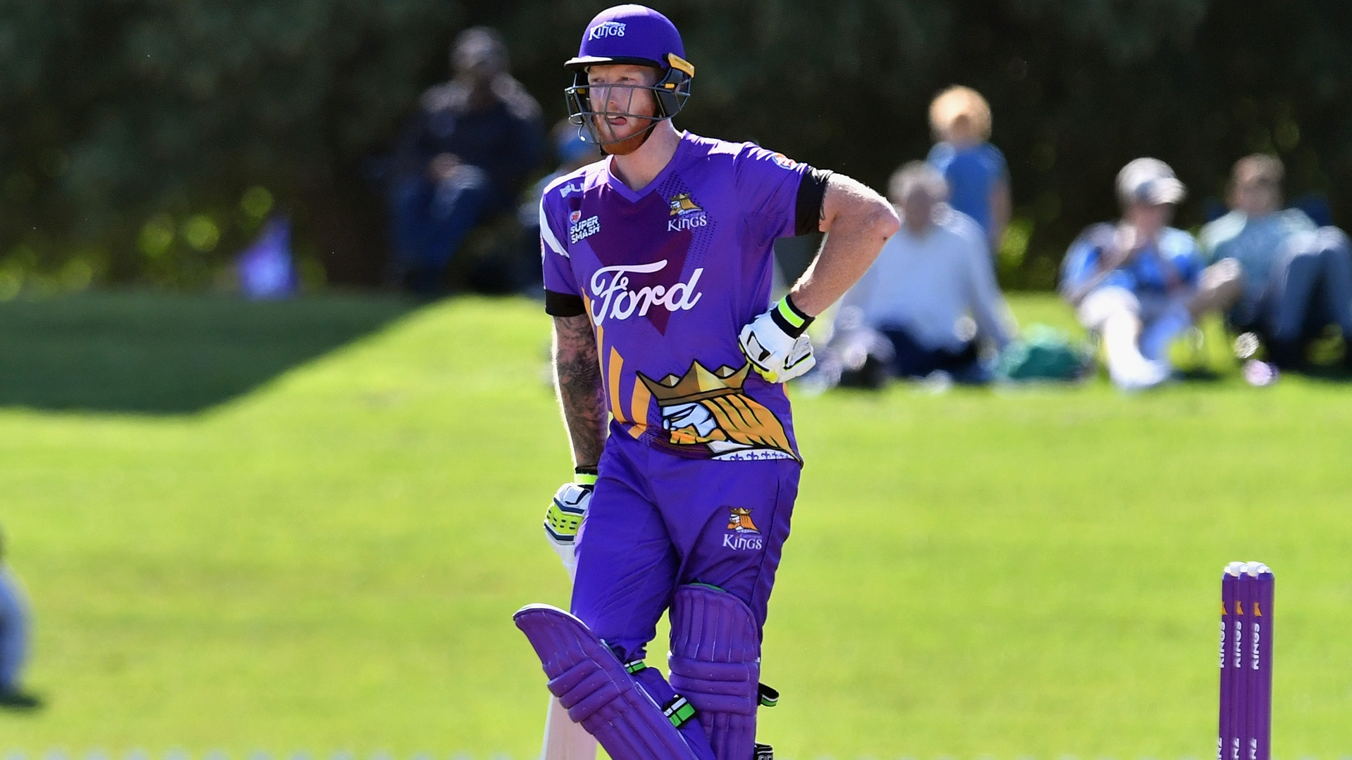 Article image for Stokes returning to UK after Canterbury stint