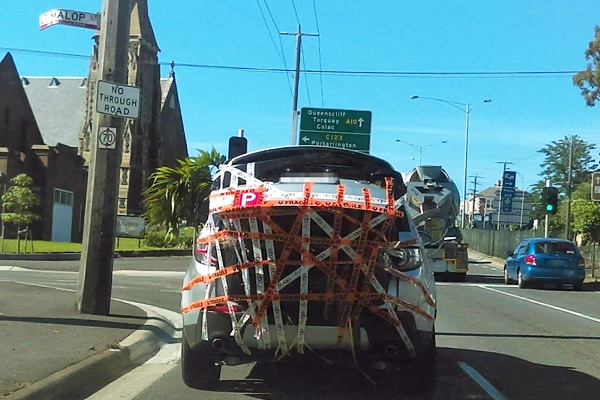 Article image for Rumour File: P-plater's 'fragile' attempt at safety