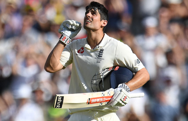 Article image for Ian Chappell on 'remarkable' Alastair Cook stat