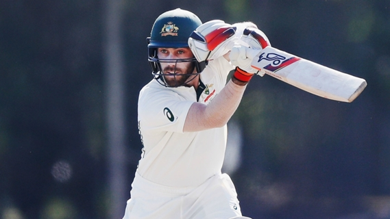 Article image for Maxwell: I have unfinished business with Australia