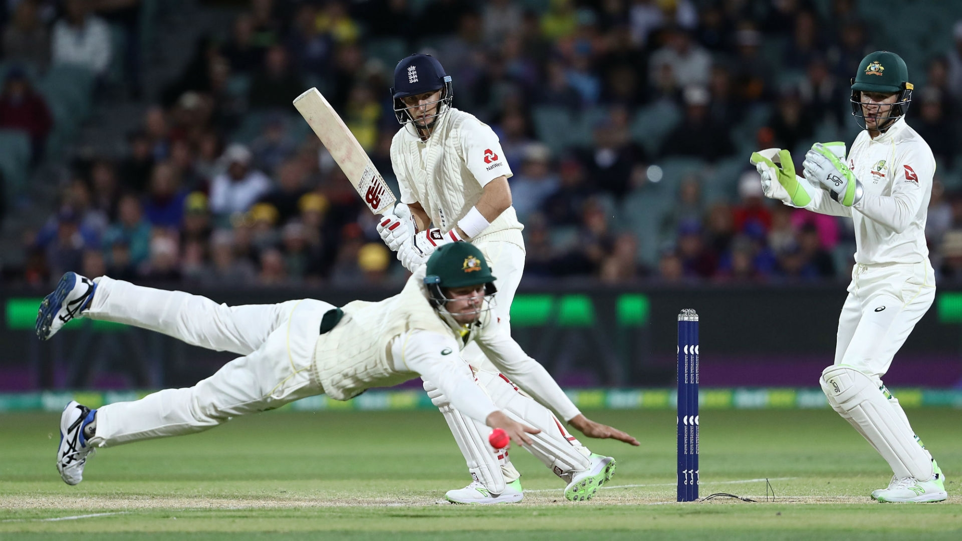 Article image for Root leads the resistance as England dare to dream