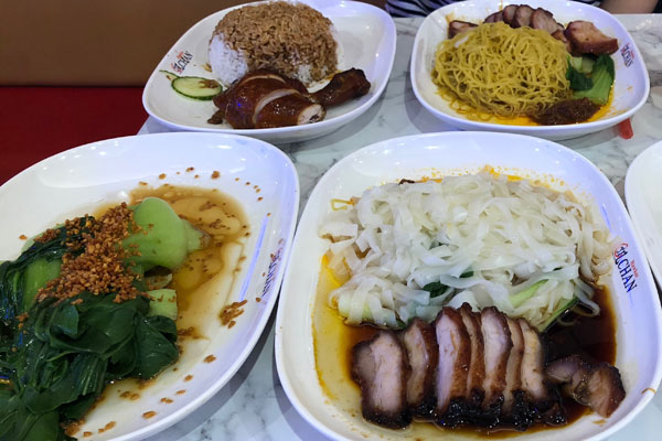 Article image for Scorcher reviews: Hawker Chan
