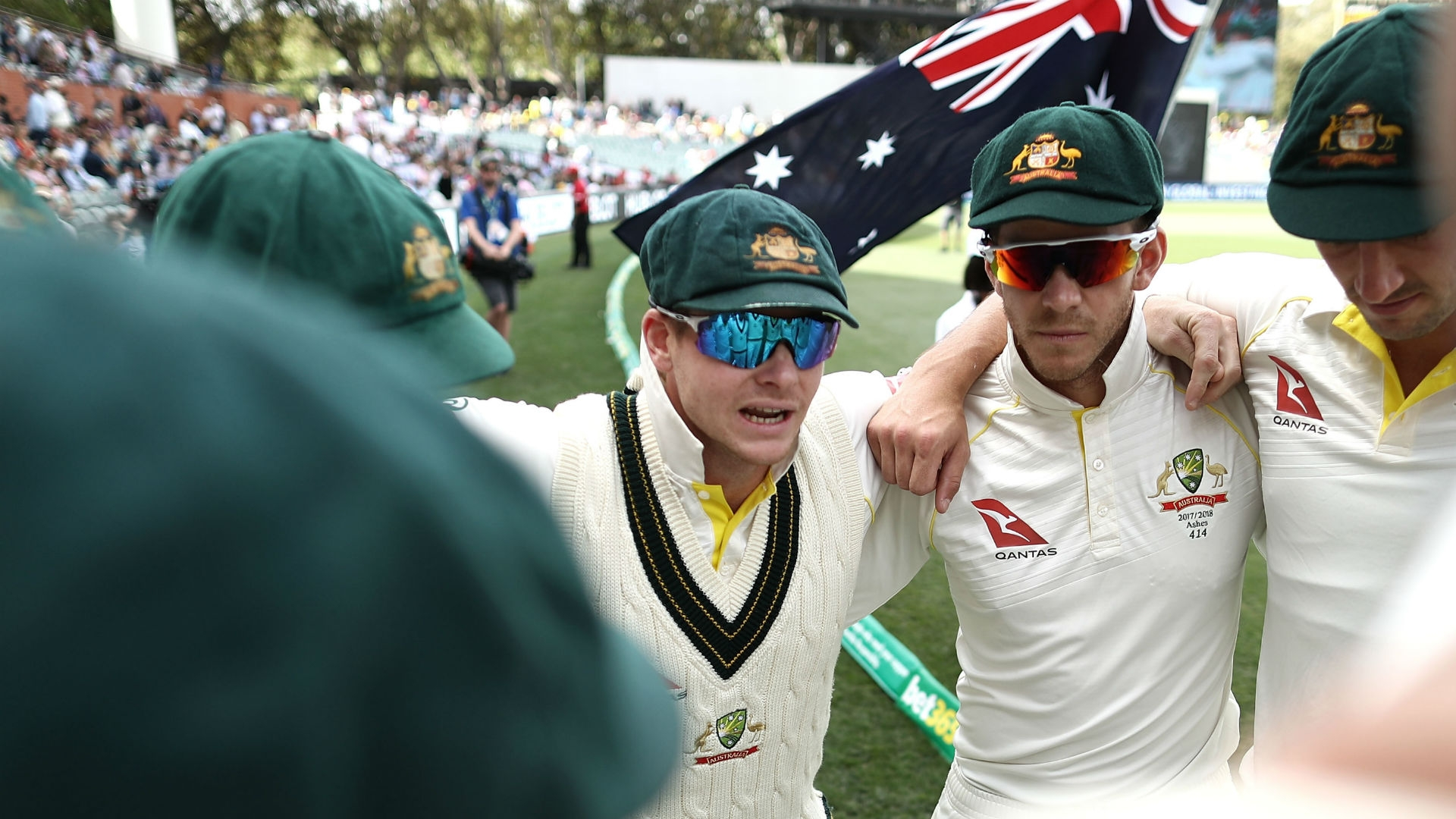 """Article image for Australia assistant coach concedes follow-on call """"maybe wrong"""""""