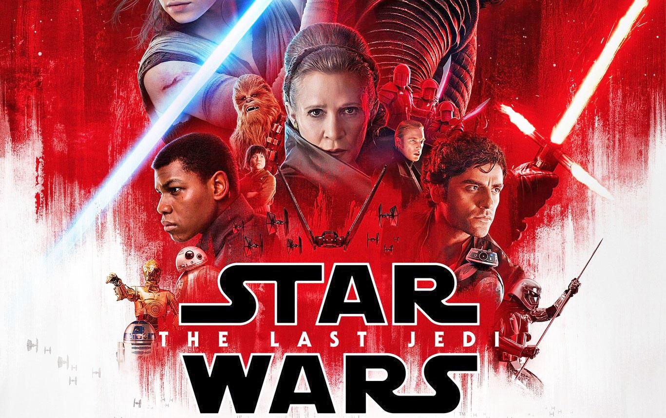 Leigh Paatsch reviews 'Starwars: The Last Jedi'