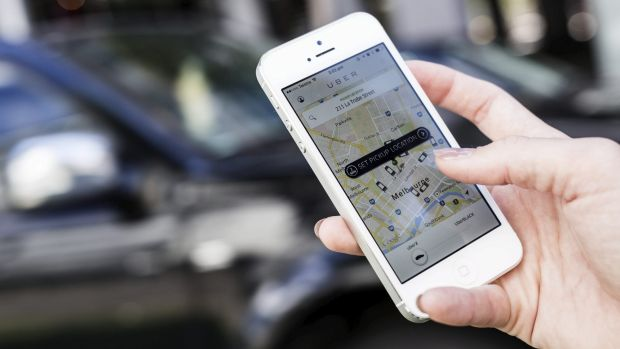 Article image for Melbourne man fleeced hundreds of dollars after Uber data breach