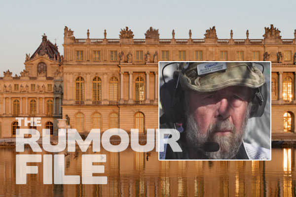 Article image for Rumour confirmed: Melbourne flag marshall off to Paris palace to accept award