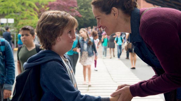 Leigh Paatsch – Reviews the new Julia Roberts film, 'Wonder'