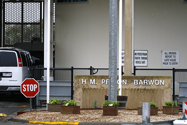 Article image for Neil Mitchell tip-off: Government to expand prison precinct