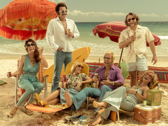 Leigh Paatsch reviews the new Aussie film, 'Swinging Safari'