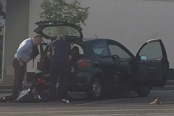 Article image for Pipe bomb found in suspicious car at Bayswater