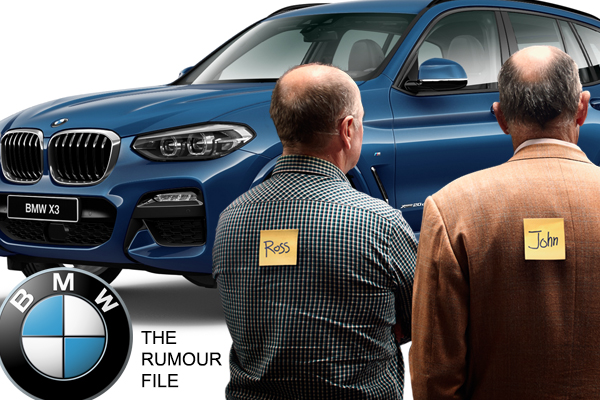 Article image for BMW joins the Rumour File for 2018