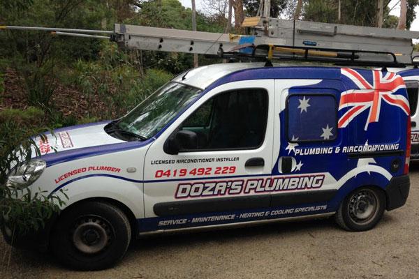 Article image for Distinctive work van stolen from inner-northern suburb