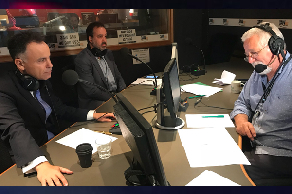Article image for LAW, ORDER and SENTENCING: Neil Mitchell moderates Attorney-General Martin Pakula and his shadow, John Pesutto