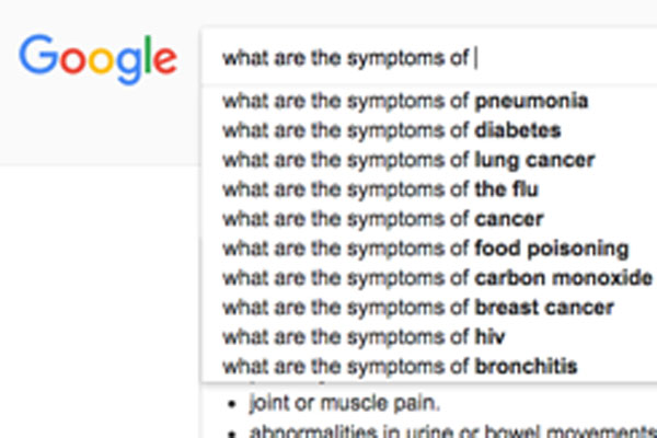 Article image for More Aussies Google their symptoms than go to a doctor