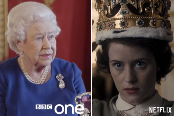 Article image for 'She's very funny': Royal watcher says TV series sparks candid interview with the Queen