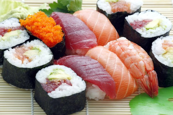 Article image for Why sushi may not be as healthy as you think