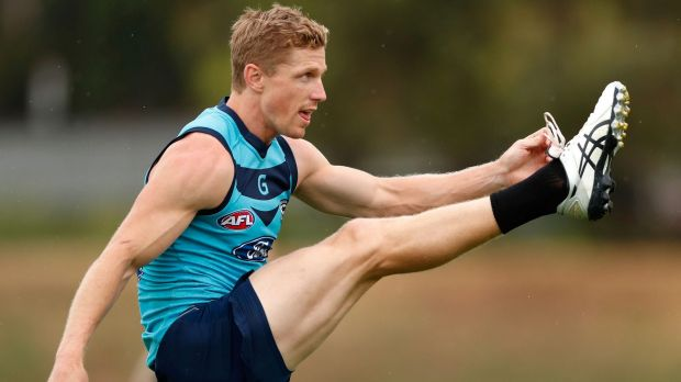 Article image for Surgery outs Geelong midfielder for 6-8 weeks