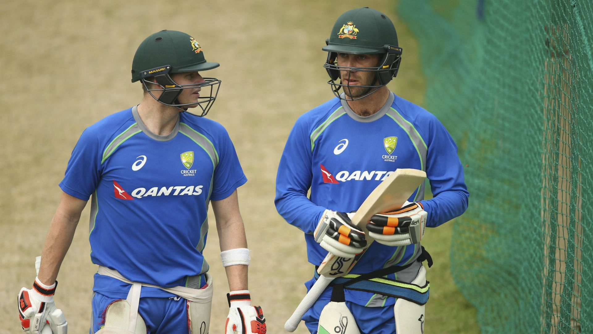 Article image for Maxwell to talk with Smith over 'train smarter' comments