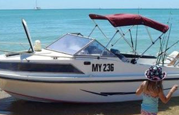 Article image for Have you seen this stolen boat?
