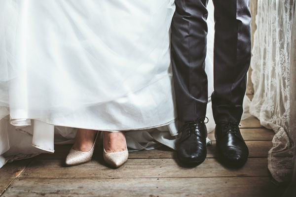 Article image for The key to a long-lasting, happy marriage? Share the load and get don't expect to change your partner