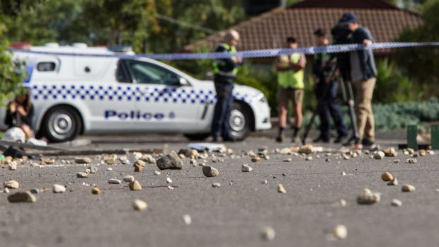 Article image for Four teens arrested following unruly Werribee party