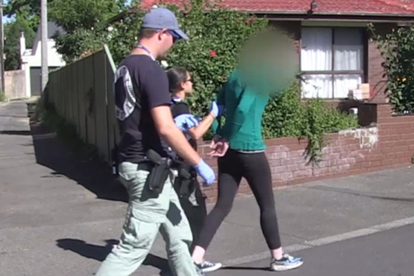 Article image for Trio on drugs charges given bail after raid on inner-north property