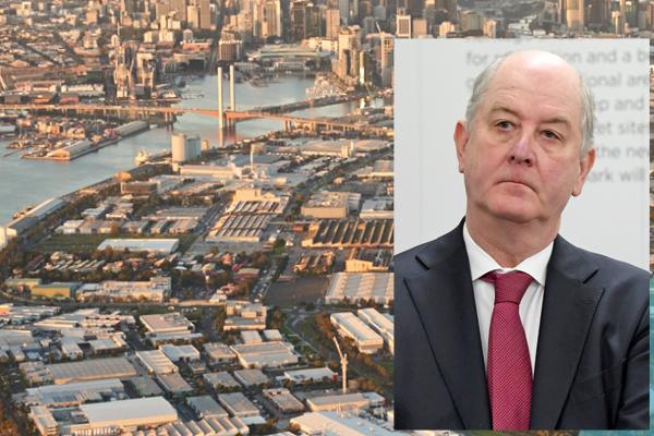 Article image for Fishermans freeze: Wynne defends planning halt on top city development