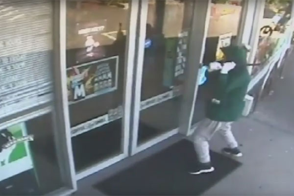Article image for Bandits threaten with axe and baseball bat in robberies across Melbourne's north-west