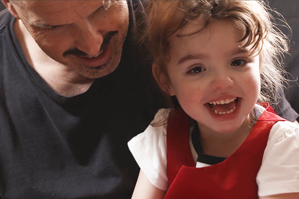Article image for Meet Arielle: Miracle little girl the face of Good Friday Appeal