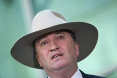 Barnaby Joyce resigns as leader of the National Party