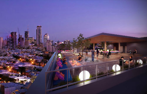 belise rooftop artist imp