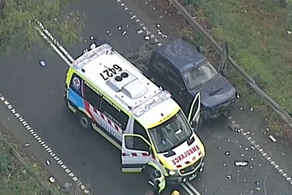 Article image for Man dies in horror smash north-east of Melbourne